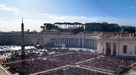 Papal Audience – Vatican